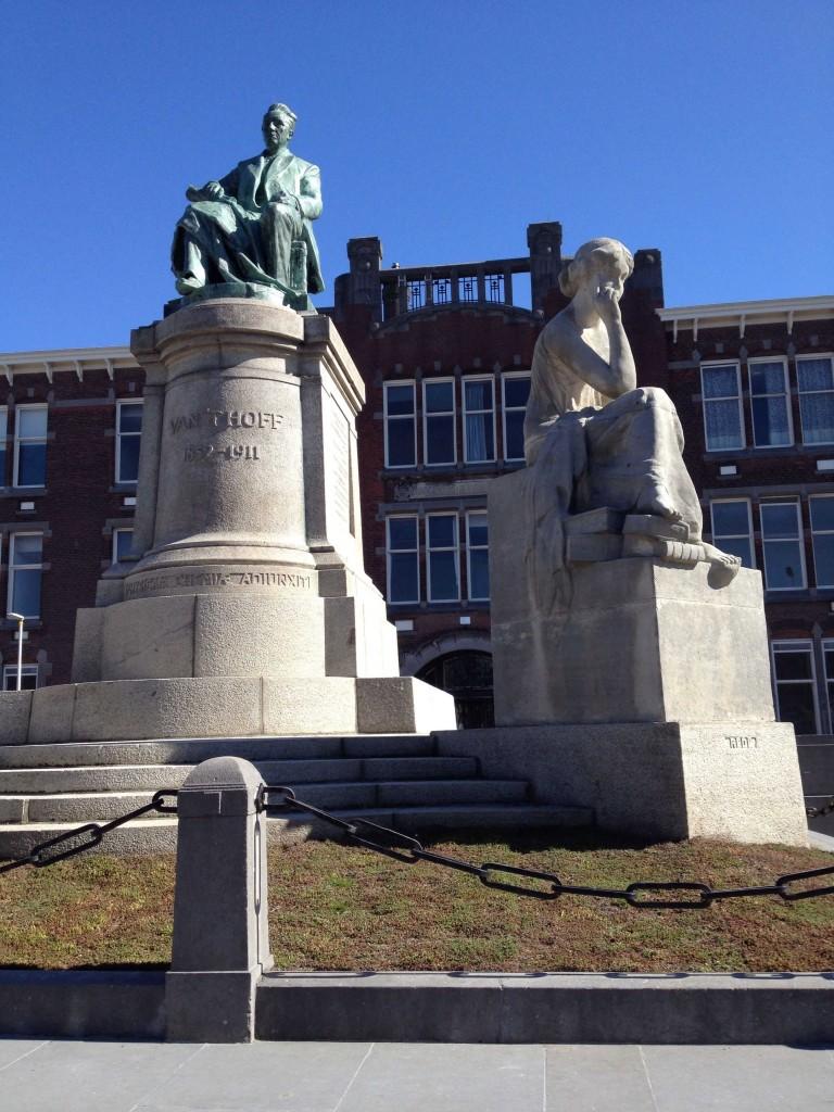van 't Hoff monument