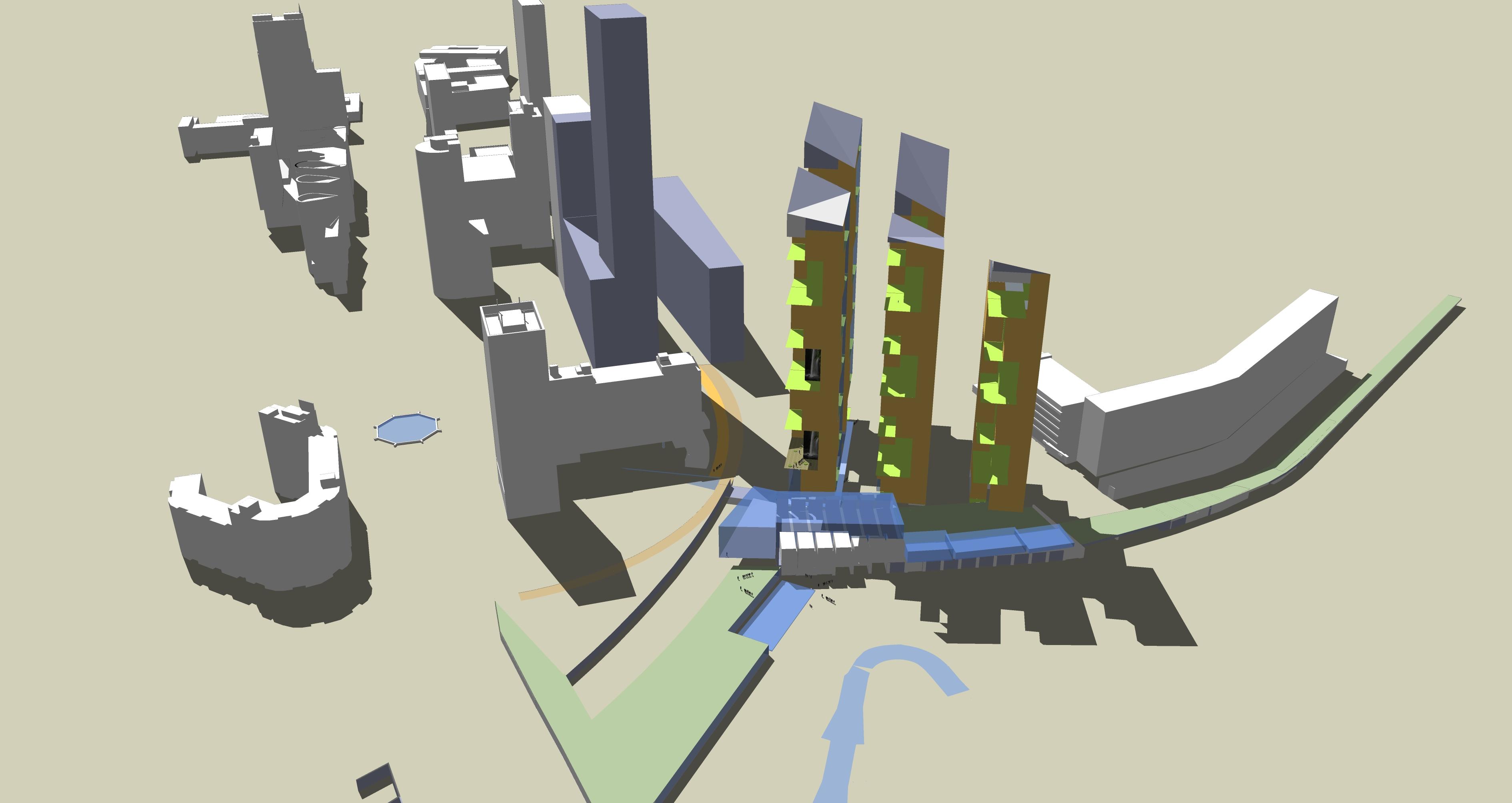 vertical landscapes architecture