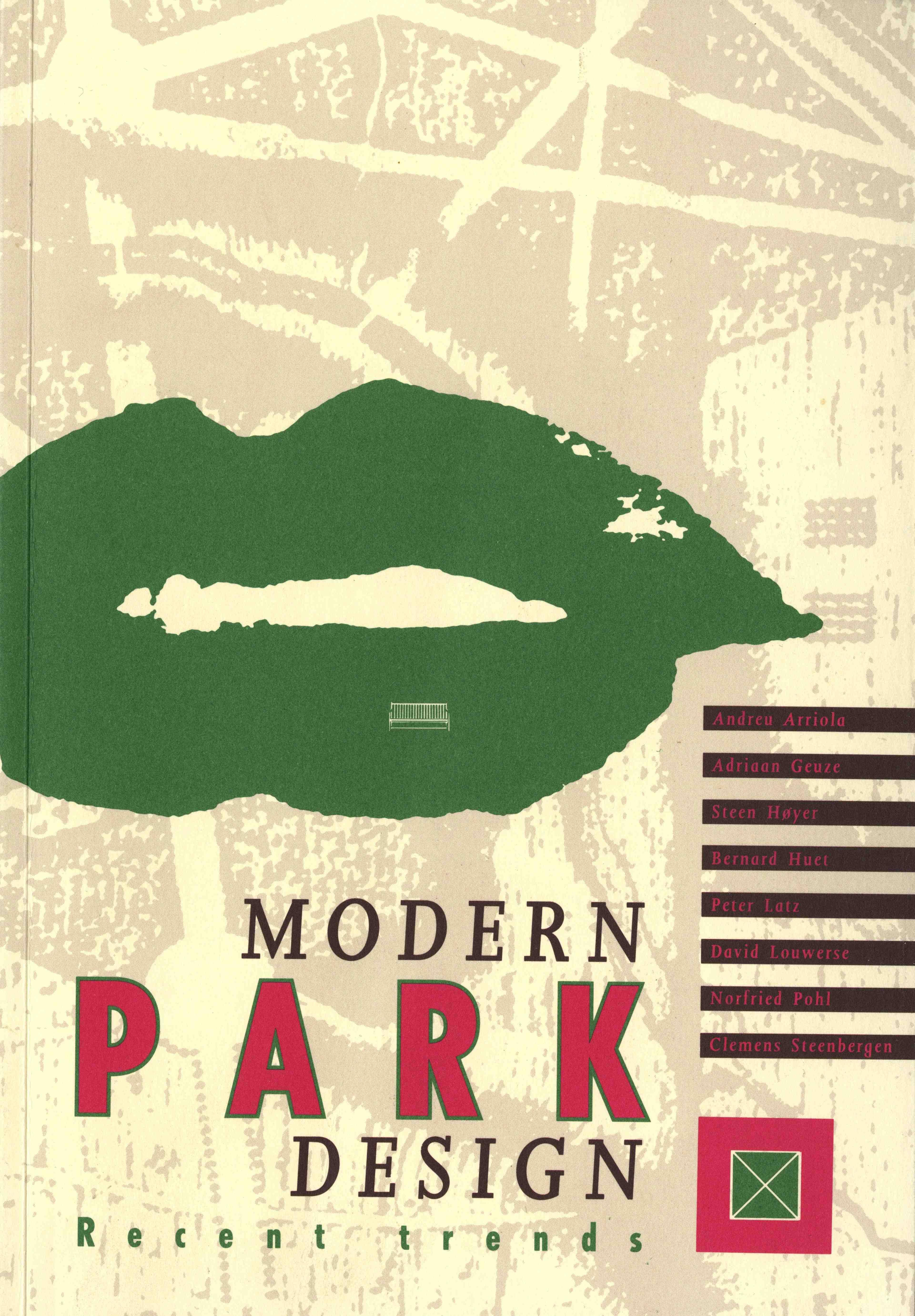 modern park design