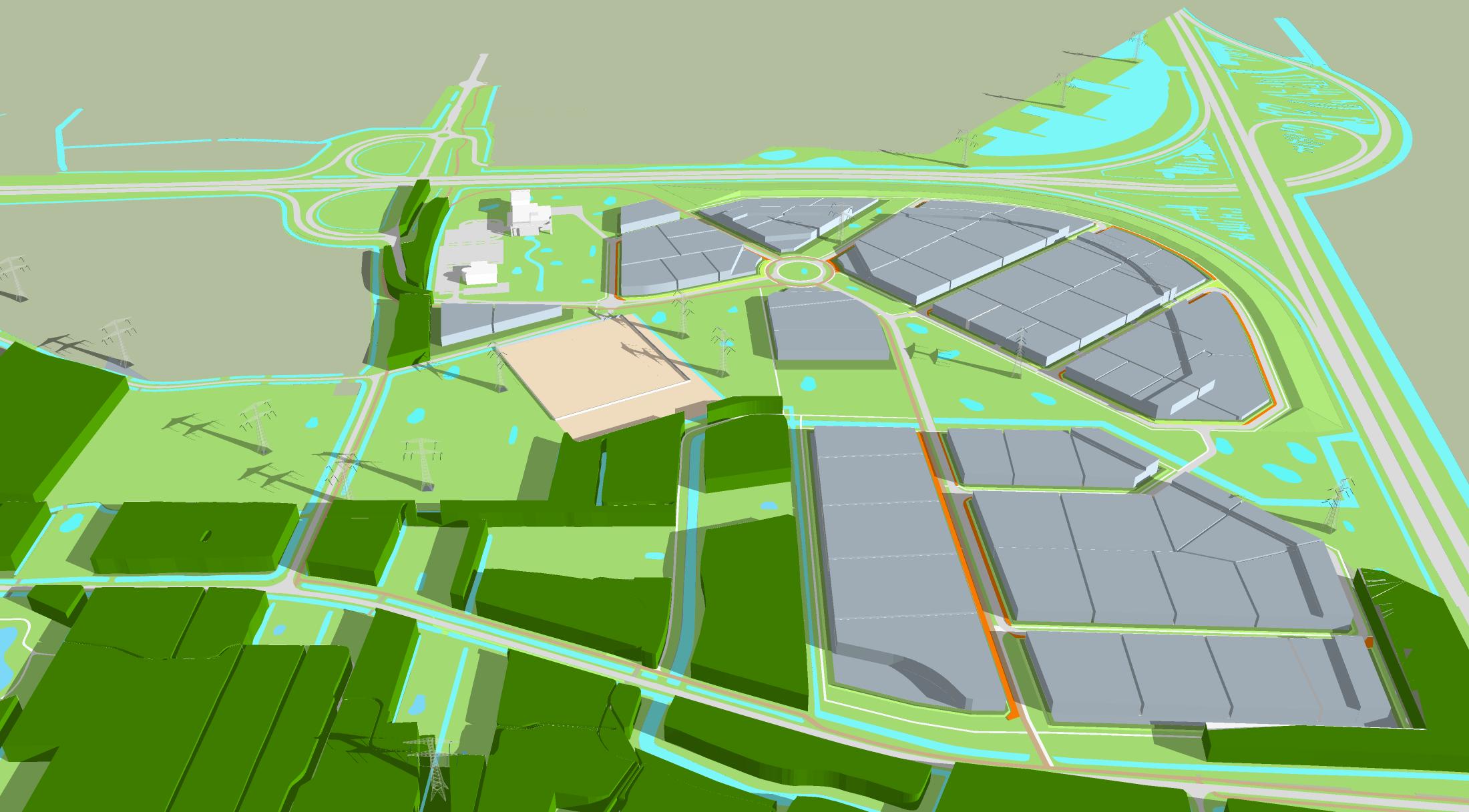 bedrijvenpark Deltaweg